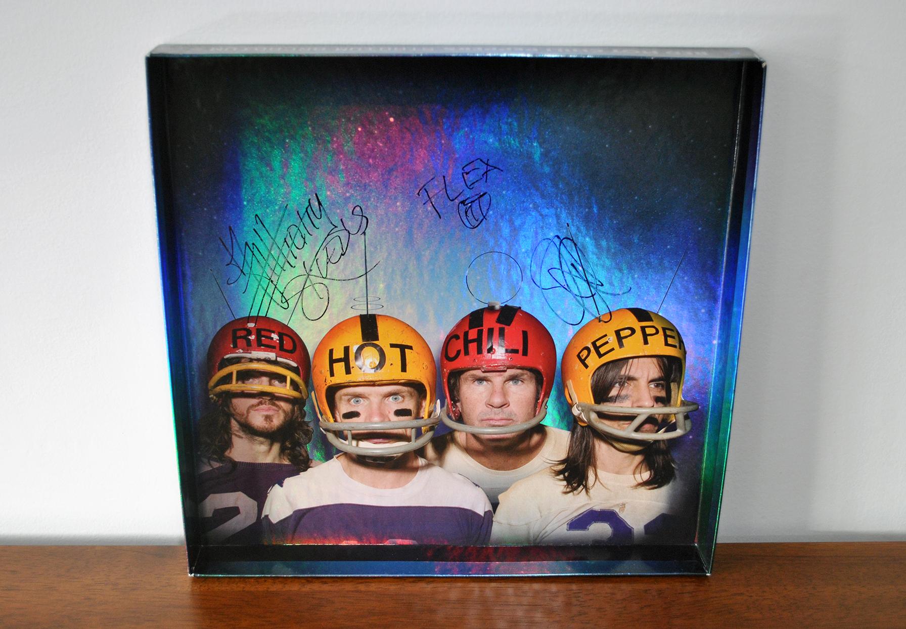Memorabilia - Music - Red Hot Chili Peppers Album