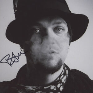 Verified Insignia Authentic Autographed Bam Margera Photo