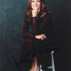 Verified Insignia Authentic Autographed Kate Walsh Photo