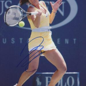 Verified Insignia Authentic Autographed Jelena Jankovic Photo