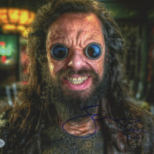 Verified Insignia Authentic Autographed Jemaine Clement Photo