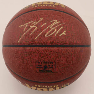 Verified Insignia Authentic Autographed Dwight Howard Basketball