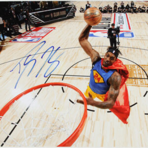 Verified Insignia Authentic Autographed Dwight Howard Photo